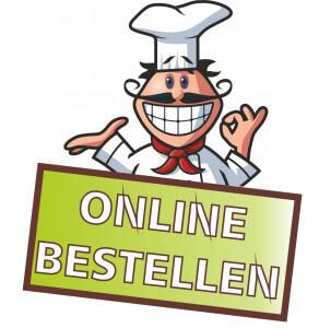 Online bestellen Button